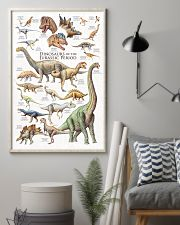 Dinosaurs Of The Jurassic Period 11x17 Poster lifestyle-poster-1