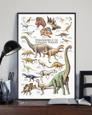Dinosaurs Of The Jurassic Period 11x17 Poster lifestyle-poster-2