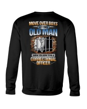How To Be A Correctional Officer Crewneck Sweatshirt thumbnail