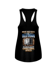 How To Be A Correctional Officer Ladies Flowy Tank thumbnail