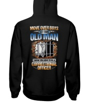 How To Be A Correctional Officer Hooded Sweatshirt thumbnail