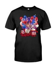 Love LaPerm Classic T-Shirt front