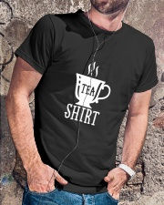 Cup of Tea Shirts Classic T-Shirt lifestyle-mens-crewneck-front-4