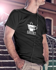 Cup of Tea Shirts Classic T-Shirt lifestyle-mens-crewneck-front-5
