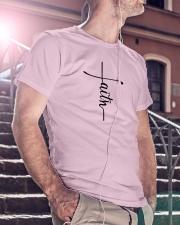 Faith Classic T-Shirt lifestyle-mens-crewneck-front-5