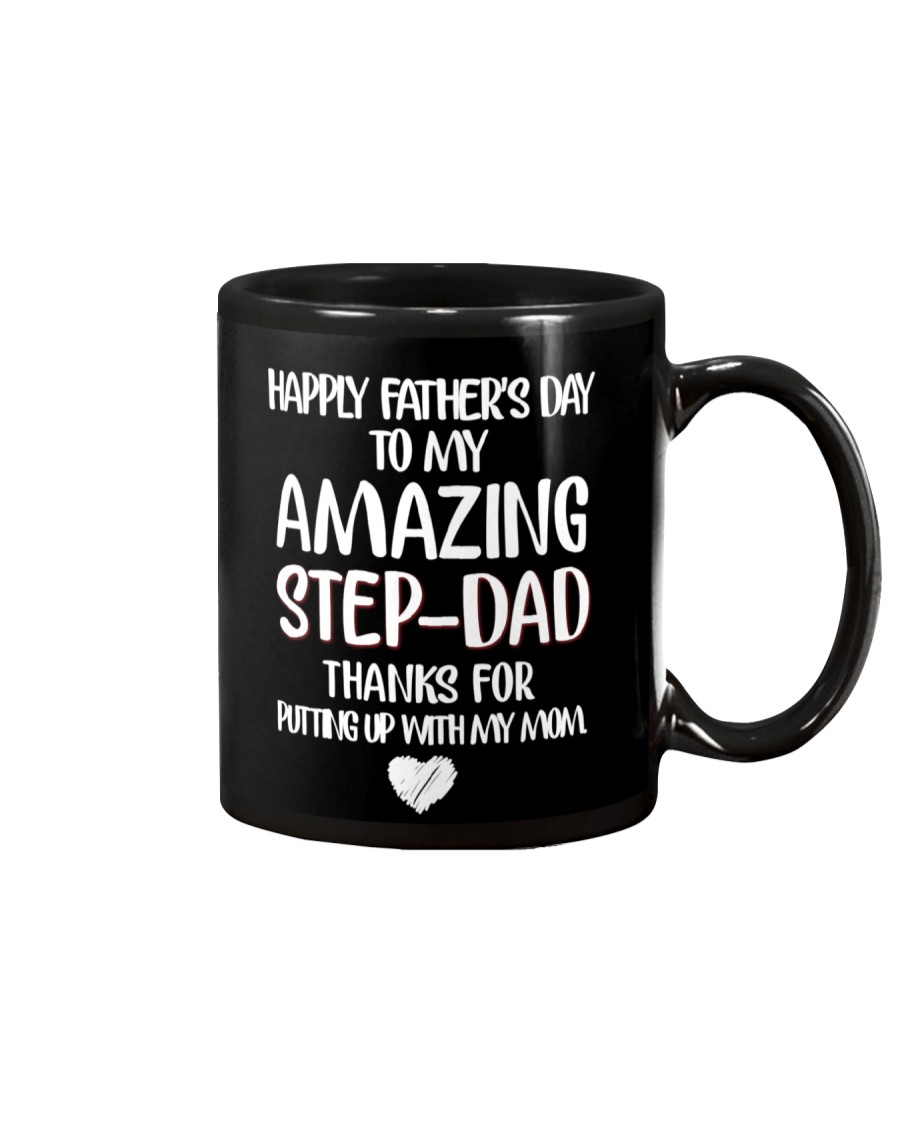 Amazing Step-Dad Mug