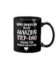 Amazing Step-Dad Mug front