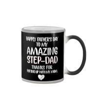 Amazing Step-Dad Color Changing Mug thumbnail