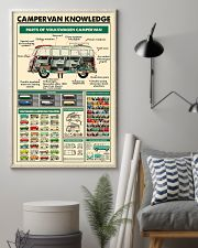 Campervan Type 2 11x17 Poster lifestyle-poster-1