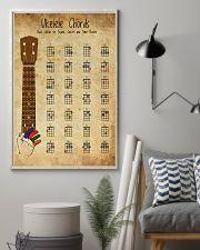 Basic Ukulele Chords Guitar 11x17 Poster lifestyle-poster-1