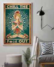 Funny Yoga 11x17 Poster lifestyle-poster-1