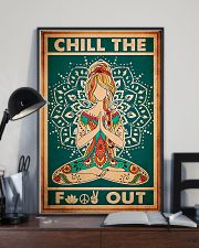 Funny Yoga 11x17 Poster lifestyle-poster-2