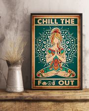 Funny Yoga 11x17 Poster lifestyle-poster-3
