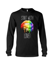 Start With Love Long Sleeve Tee thumbnail