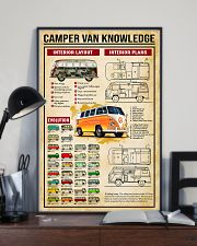 Campervan Type 2 11x17 Poster lifestyle-poster-2