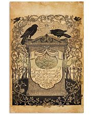 Tombstone Raven 11x17 Poster front