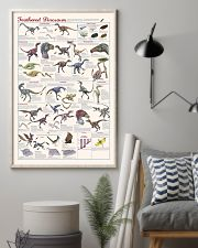 Animales Prehistóricos Dinosaurios 11x17 Poster lifestyle-poster-1