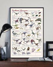 Animales Prehistóricos Dinosaurios 11x17 Poster lifestyle-poster-2