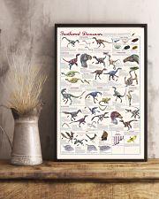 Animales Prehistóricos Dinosaurios 11x17 Poster lifestyle-poster-3