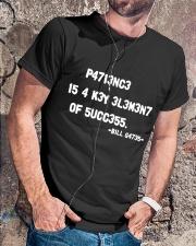 Bill Gates Quotes Classic T-Shirt lifestyle-mens-crewneck-front-4