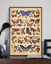 Scientific Illustration Butterfly 11x17 Poster lifestyle-poster-2
