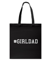 Girl Dad Tote Bag thumbnail