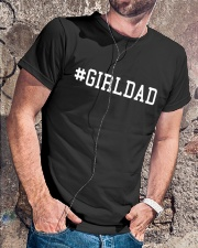 Girl Dad Classic T-Shirt lifestyle-mens-crewneck-front-4