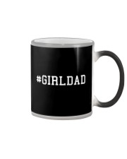 Girl Dad Color Changing Mug thumbnail