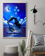 Luna Mermaid 11x17 Poster lifestyle-poster-1