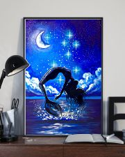 Luna Mermaid 11x17 Poster lifestyle-poster-2