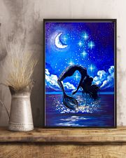 Luna Mermaid 11x17 Poster lifestyle-poster-3