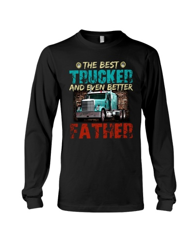 The Best Trucker And Even Better Father