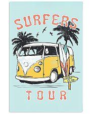 Surfers Tour 11x17 Poster front