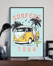 Surfers Tour 11x17 Poster lifestyle-poster-2