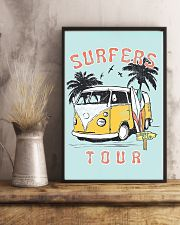 Surfers Tour 11x17 Poster lifestyle-poster-3