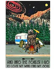 And Into The Forest I Go To Lose My Mind 11x17 Poster front