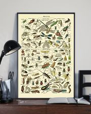 Vintage Science Print 1909 11x17 Poster lifestyle-poster-2