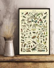 Vintage Science Print 1909 11x17 Poster lifestyle-poster-3