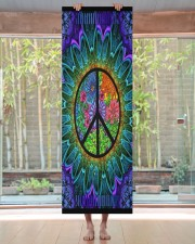 Love Hippie Yoga Mat 24x70 (vertical) aos-yoga-mat-lifestyle-27