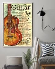 Love Guitar 11x17 Poster lifestyle-poster-1