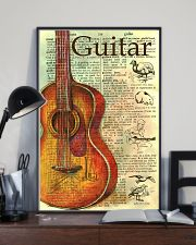 Love Guitar 11x17 Poster lifestyle-poster-2
