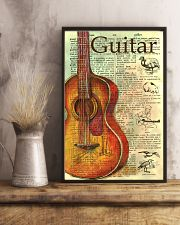 Love Guitar 11x17 Poster lifestyle-poster-3