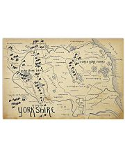 North Yorkshire Aged 17x11 Poster front