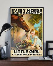 Horse Loved 11x17 Poster lifestyle-poster-2