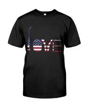 Welder Love Classic T-Shirt thumbnail