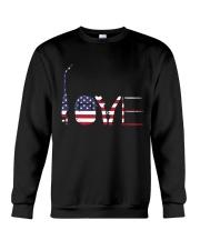 Welder Love Crewneck Sweatshirt thumbnail