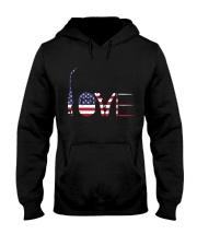Welder Love Hooded Sweatshirt thumbnail