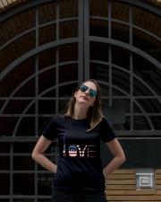 Welder Love Ladies T-Shirt lifestyle-women-crewneck-front-1