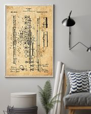 Flute Patent 11x17 Poster lifestyle-poster-1