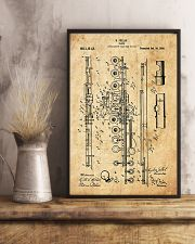Flute Patent 11x17 Poster lifestyle-poster-3